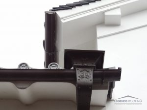 gutter installation in Dallas, TX